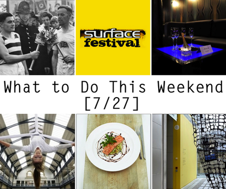 What To Do This Weekend: Where, What, When and Wear