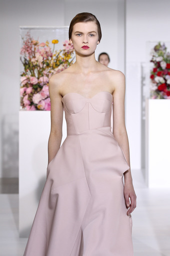 Jill Sander Winter 2013: From Pink to Black