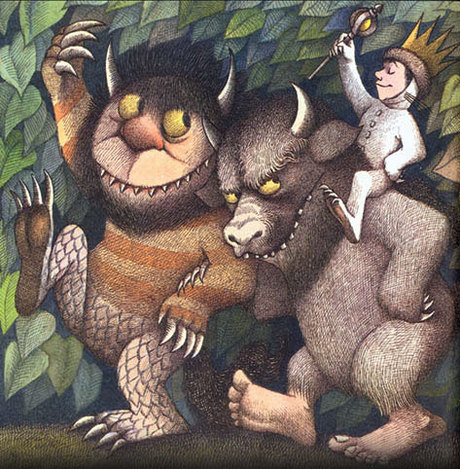 Literary Fashion: Where The Wild Things Are