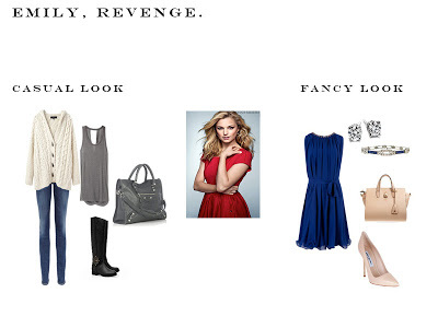 What if: Styling Emily From Revenge.