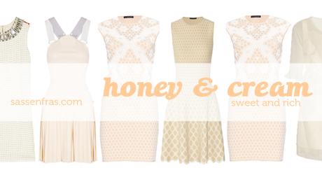 HONEY AND CREAM