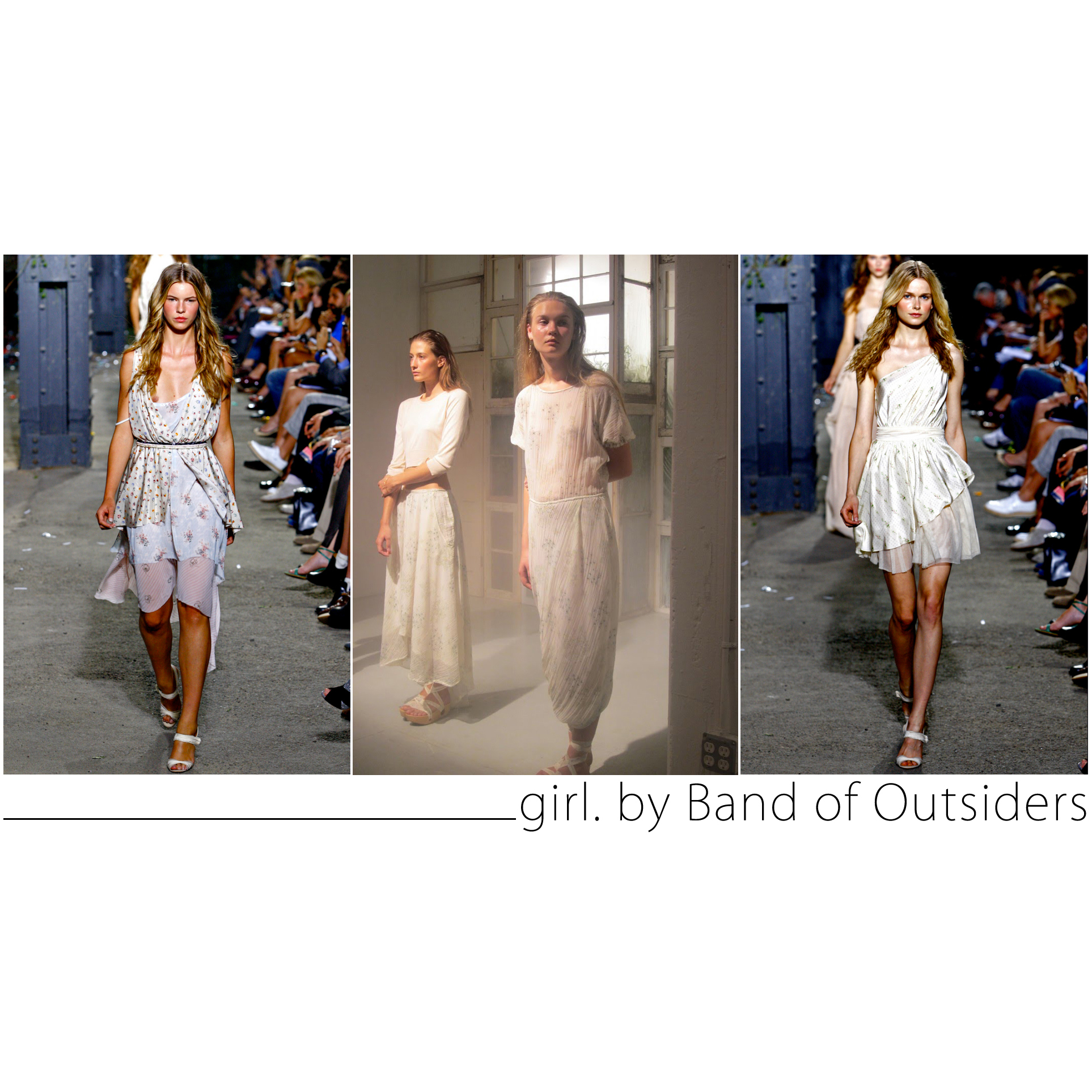 Girl by Band of Outsiders