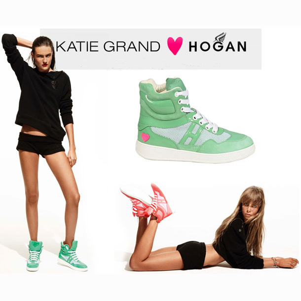 Katie Grand Loves Hogan