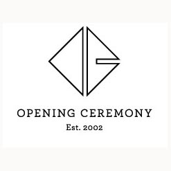 The idea behind Opening Ceremony is unique; much like the Olympics (from which it takes its name), the brand represents different fashions from a different country each year.