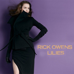 Rick Owens Lilies