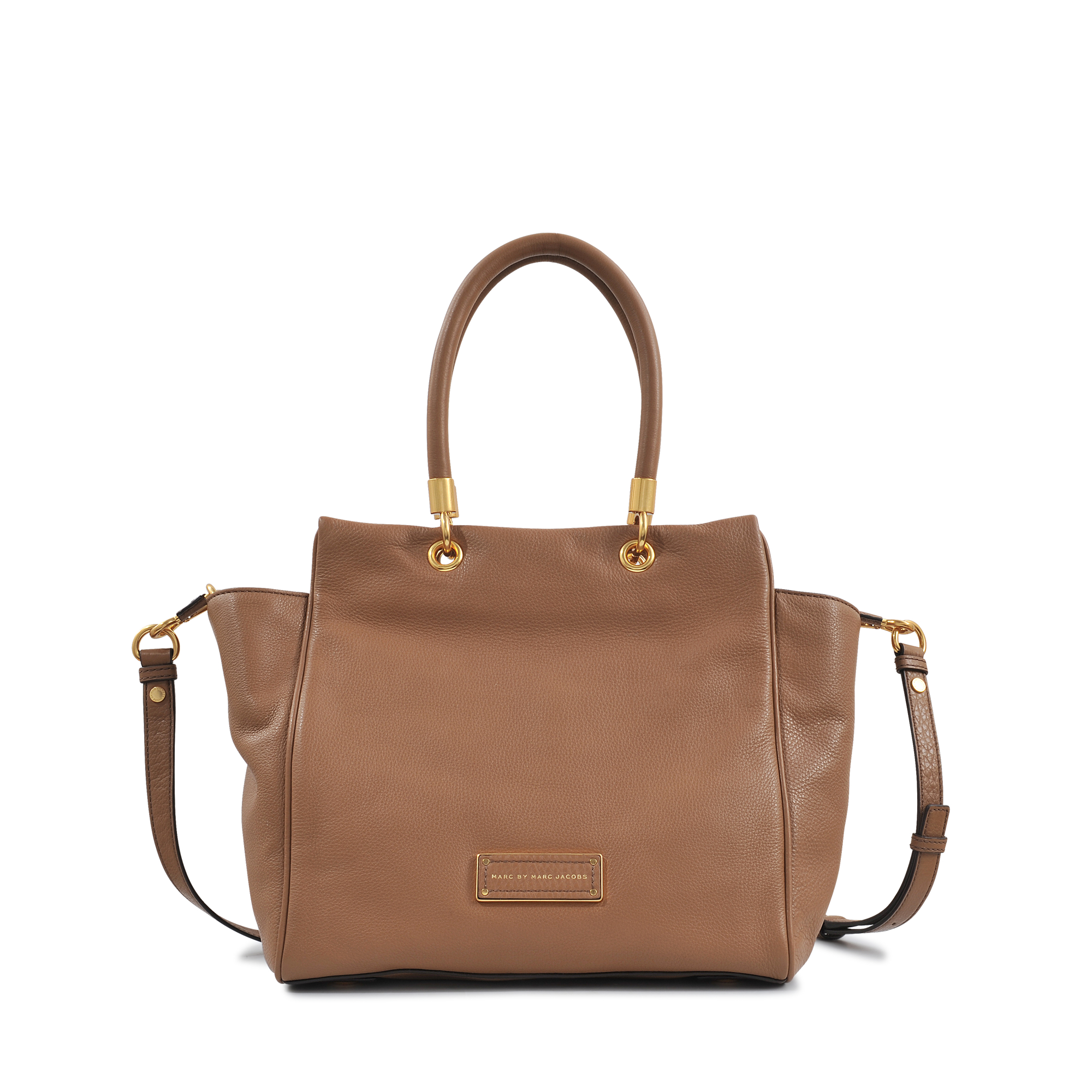 Marc By Marc Jacobs Bentley Too Hot To Handle Bag In Brown