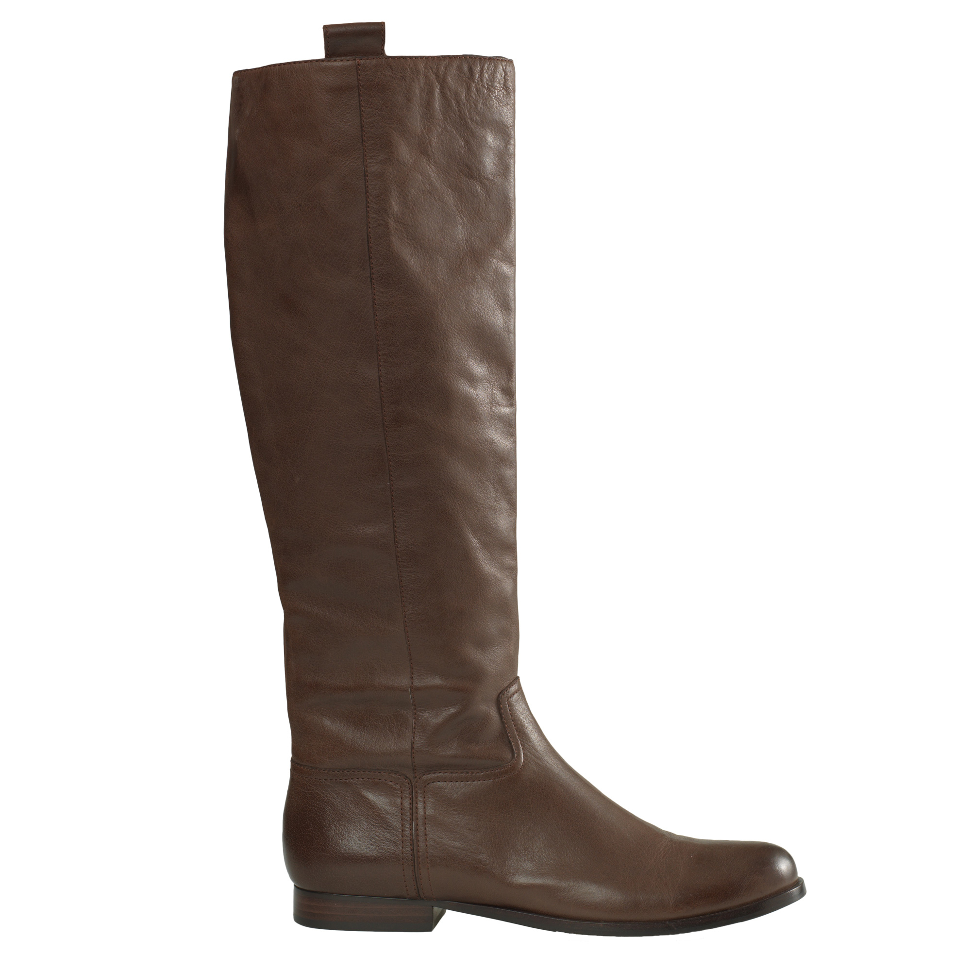 max gillay leather boots in brown lyst
