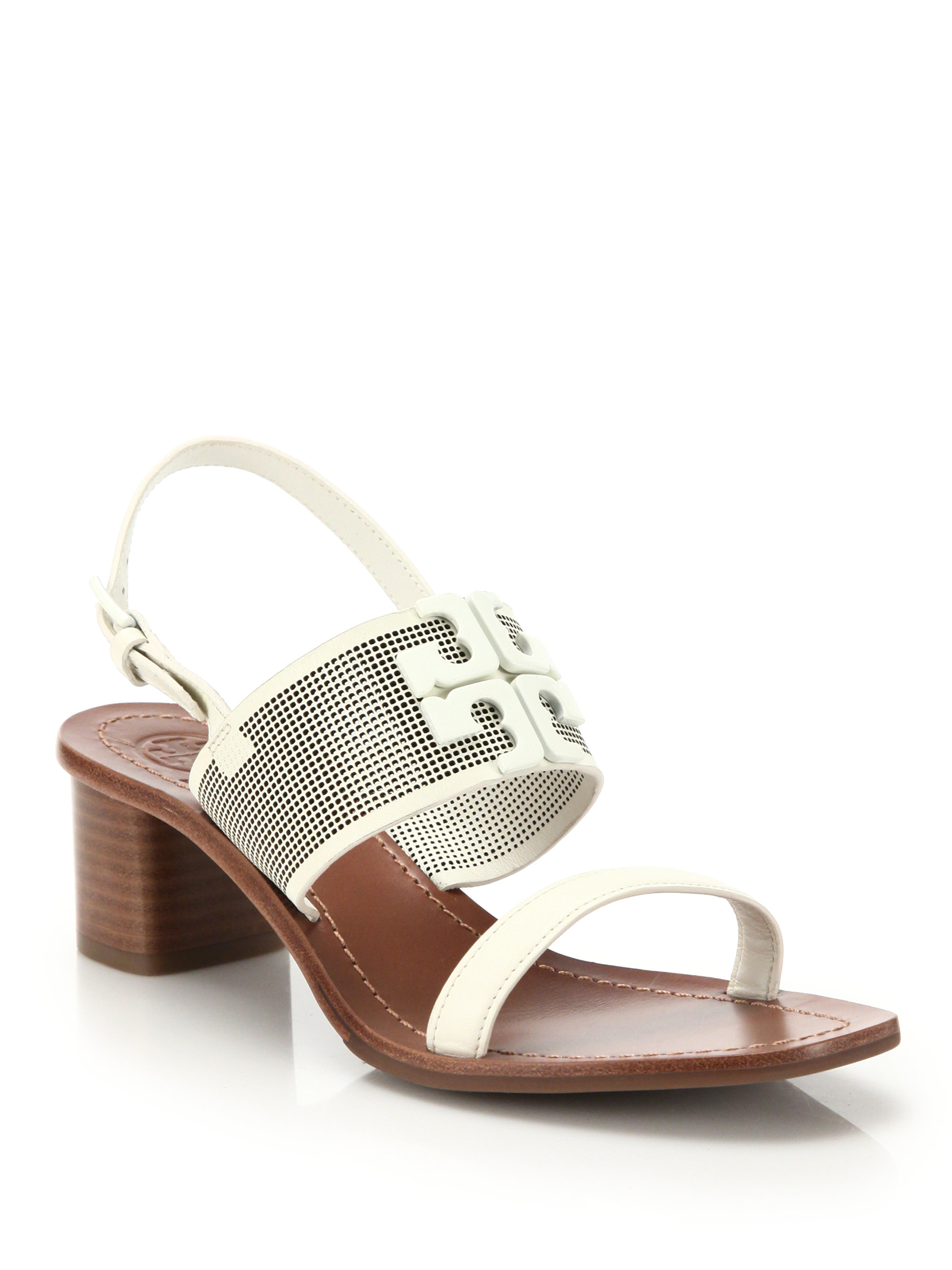 Tory Burch Women's Lowell Perforated