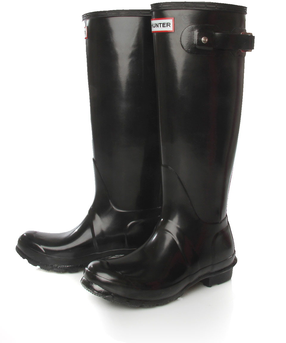 hunter black single men New hunter original short moto biker rubber black rain boots men's size: us 10 uk 9 eu 43 in hot or humid weather, natural latex rubber releases a protective wax film simply use a damp cloth to wipe it off.