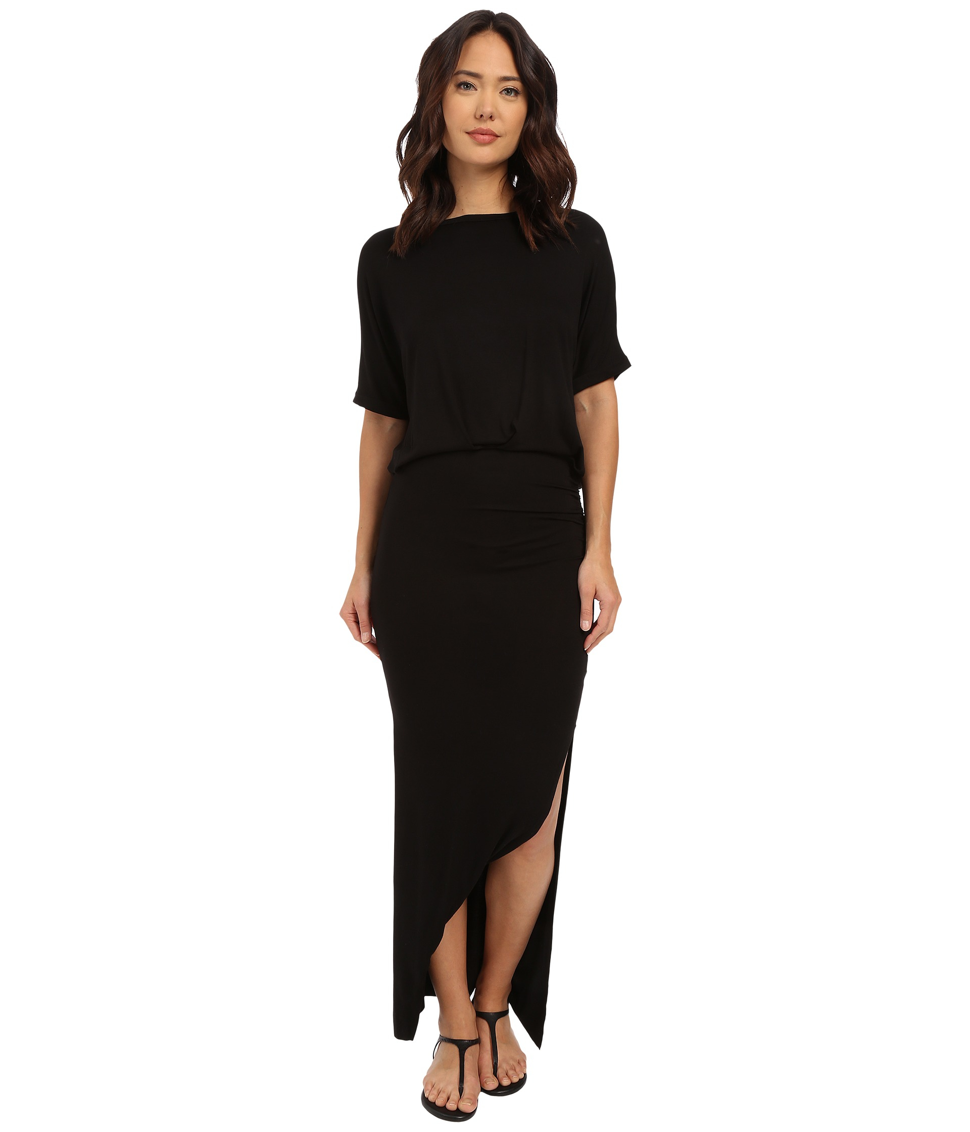 The best thing about maxi and midi dresses is they're often elegant on their own, particularly when paired with the perfect heels or wedges. We're happy to report that our collection of maxi and midi dresses suits every size and style.