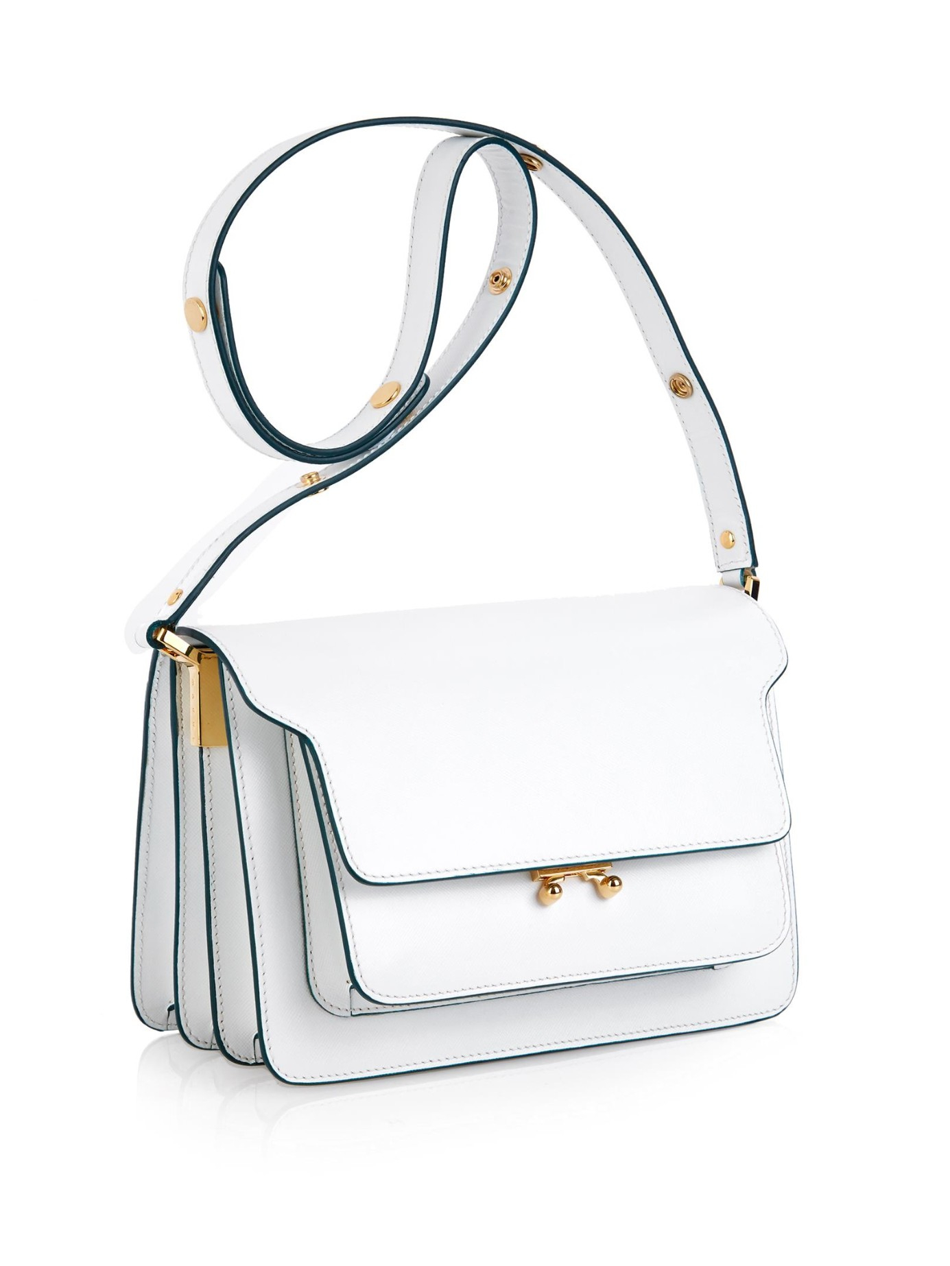 Trunk bag - White Marni Free Shipping Ebay Discount Pick A Best lvdT0gWn