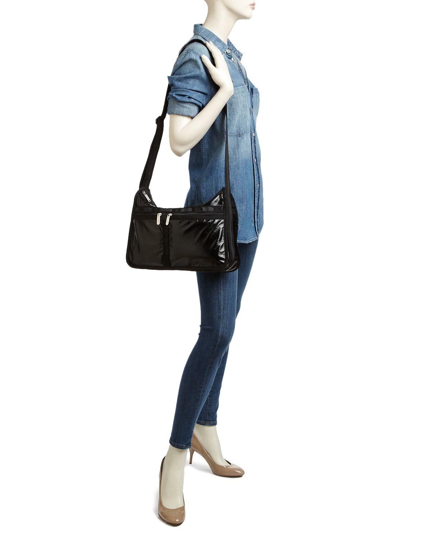 Deluxe Everyday Shoulder Bag