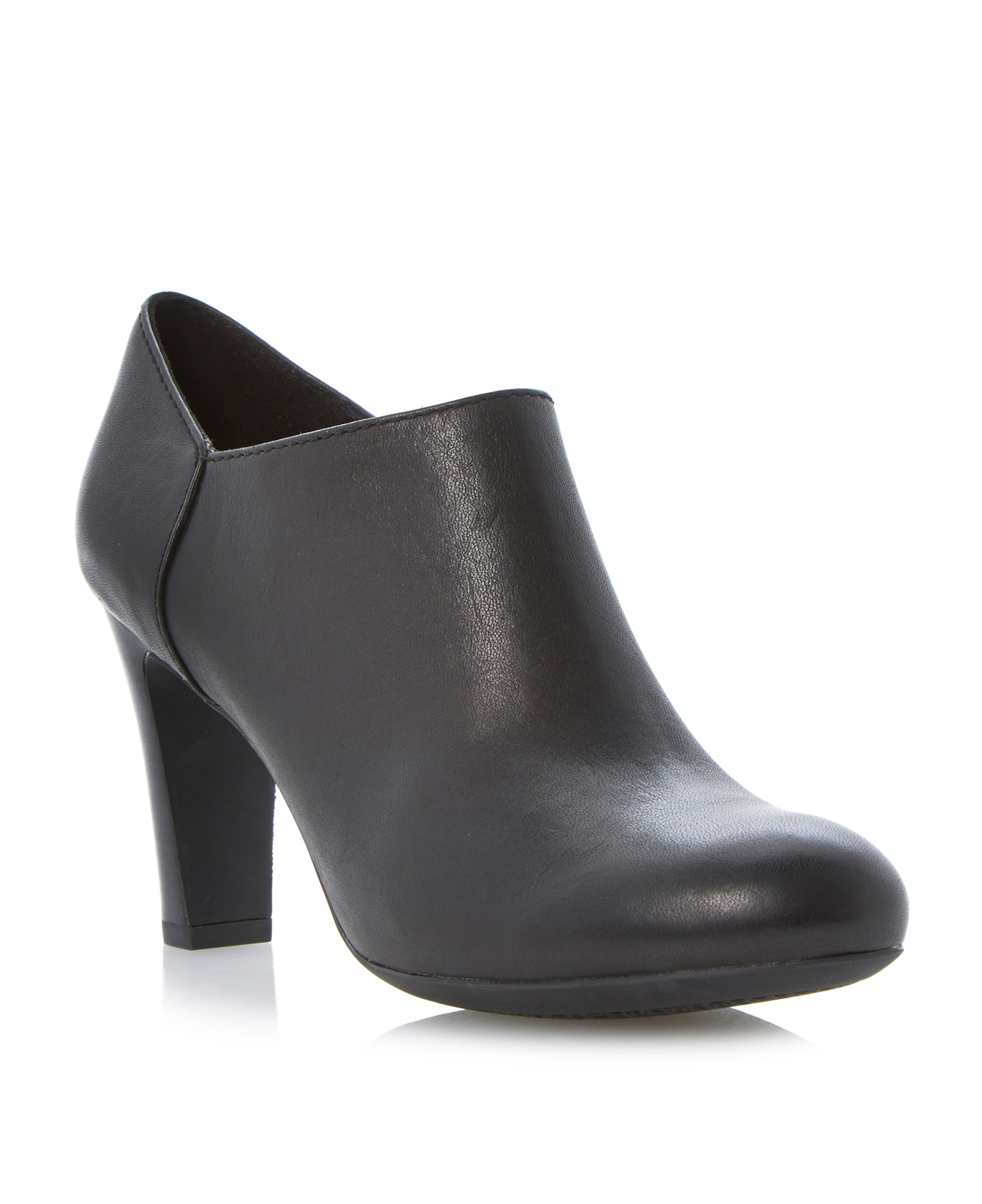 Elegant Geox D Nydame Black Womens Boots | TReds
