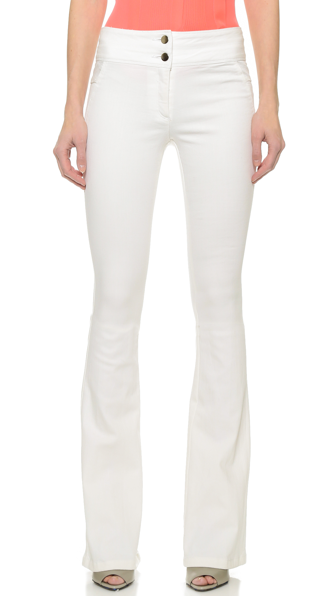 Find white stretch jeans from a vast selection of Women's Jeans. Get great deals on eBay!