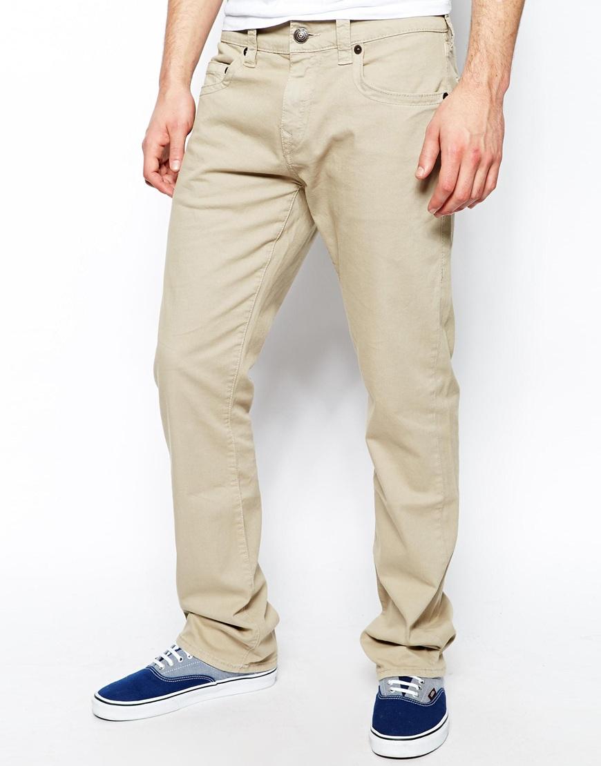 True religion 5 Pocket Pants Bobby Straight Fit Overdye Stretch ...