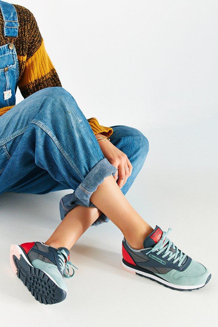 Reebok Classic Leather Pm Sneaker in