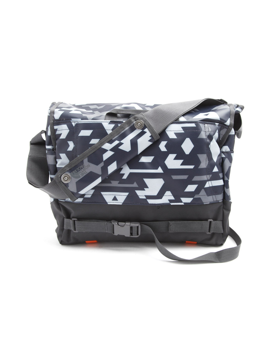 The North Face Schoudertas Base Camp Messenger Bag : The north face base camp m camouflage messenger bag in