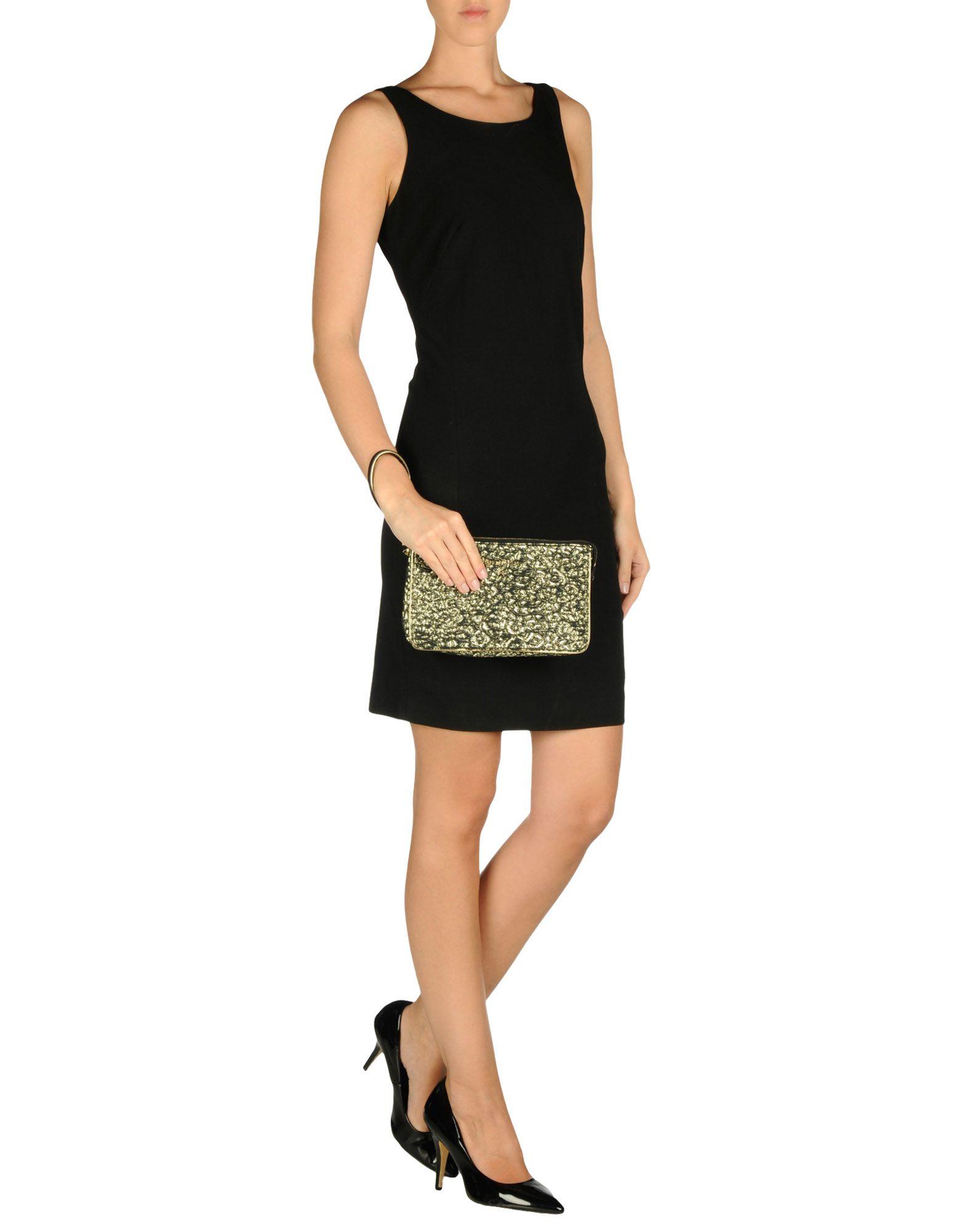 patrizia pepe handbag in black lyst. Black Bedroom Furniture Sets. Home Design Ideas