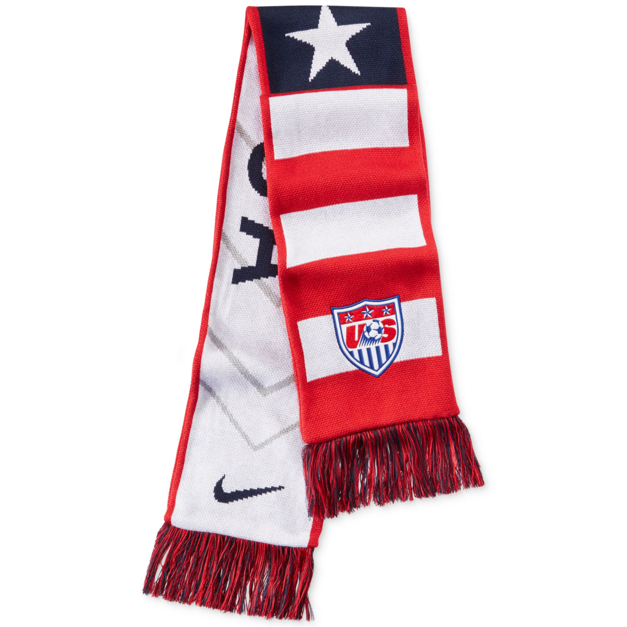 nike usa supporters scarf in for obsidian sport