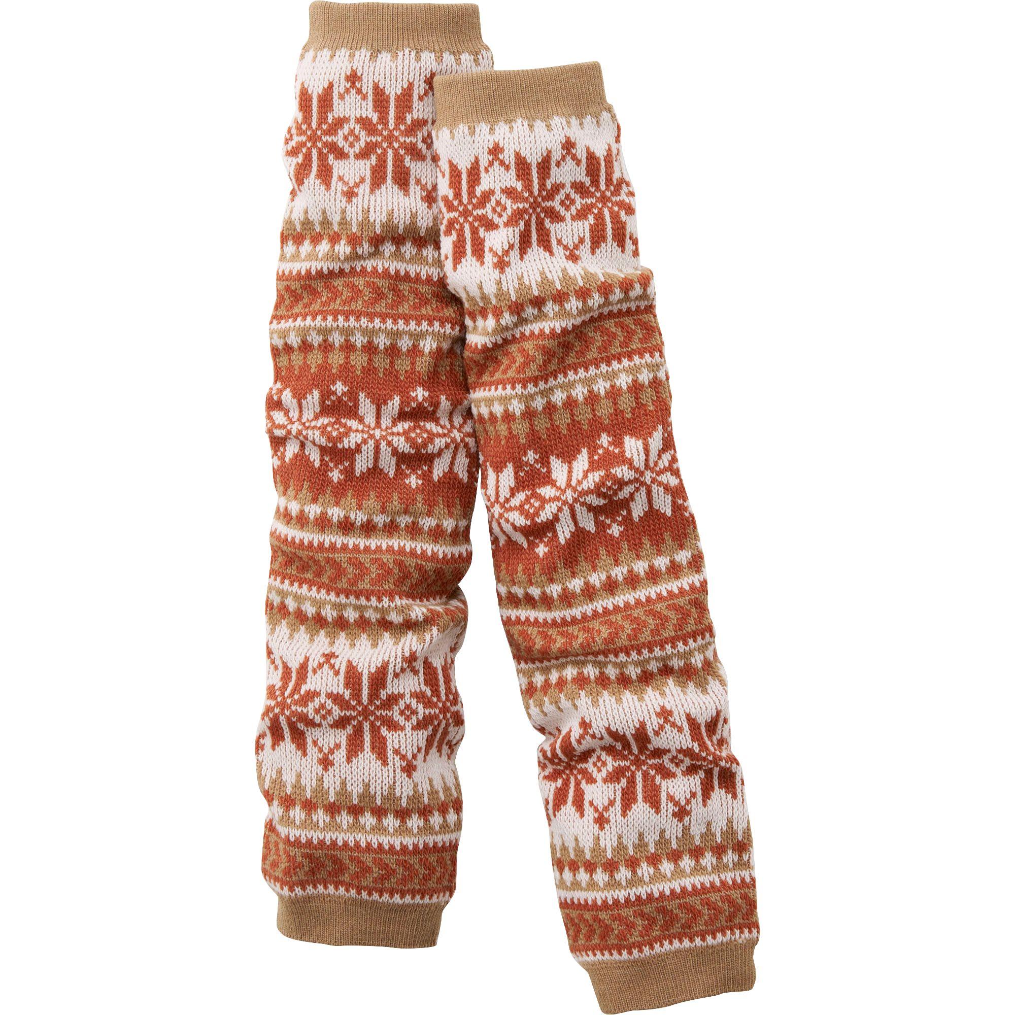 Uniqlo Women Heattech Knitted Leg Warmers (Snow) In Beige ...