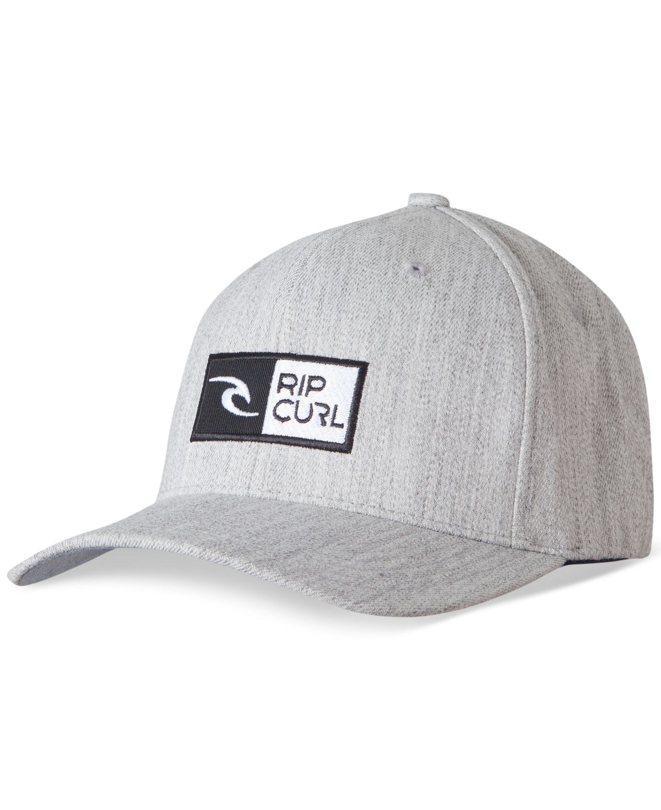 bfd37a1ee5b Lyst Rip Curl Ripawatu Flex Fit Cap In Gray For Men
