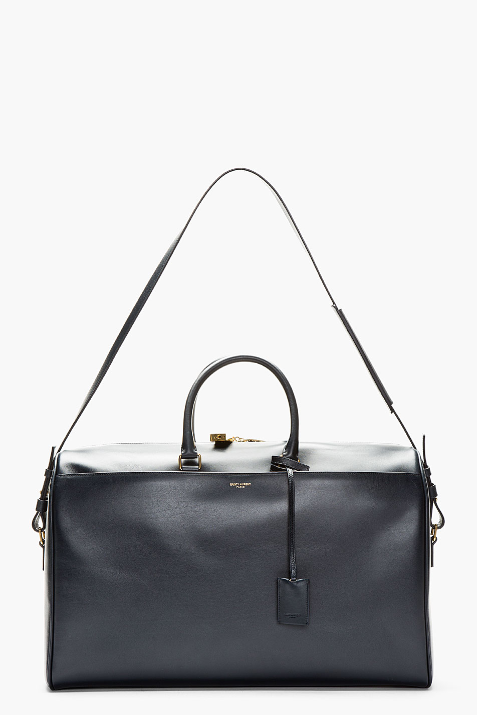 33bef389a3ce Lyst - Saint Laurent Navy Classic 24 Duffle Bag in Blue for Men