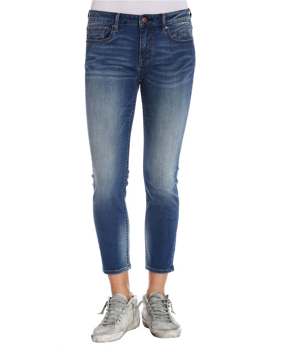 Elegant Womens Grey Skinny Jeans  Reiss Jagger