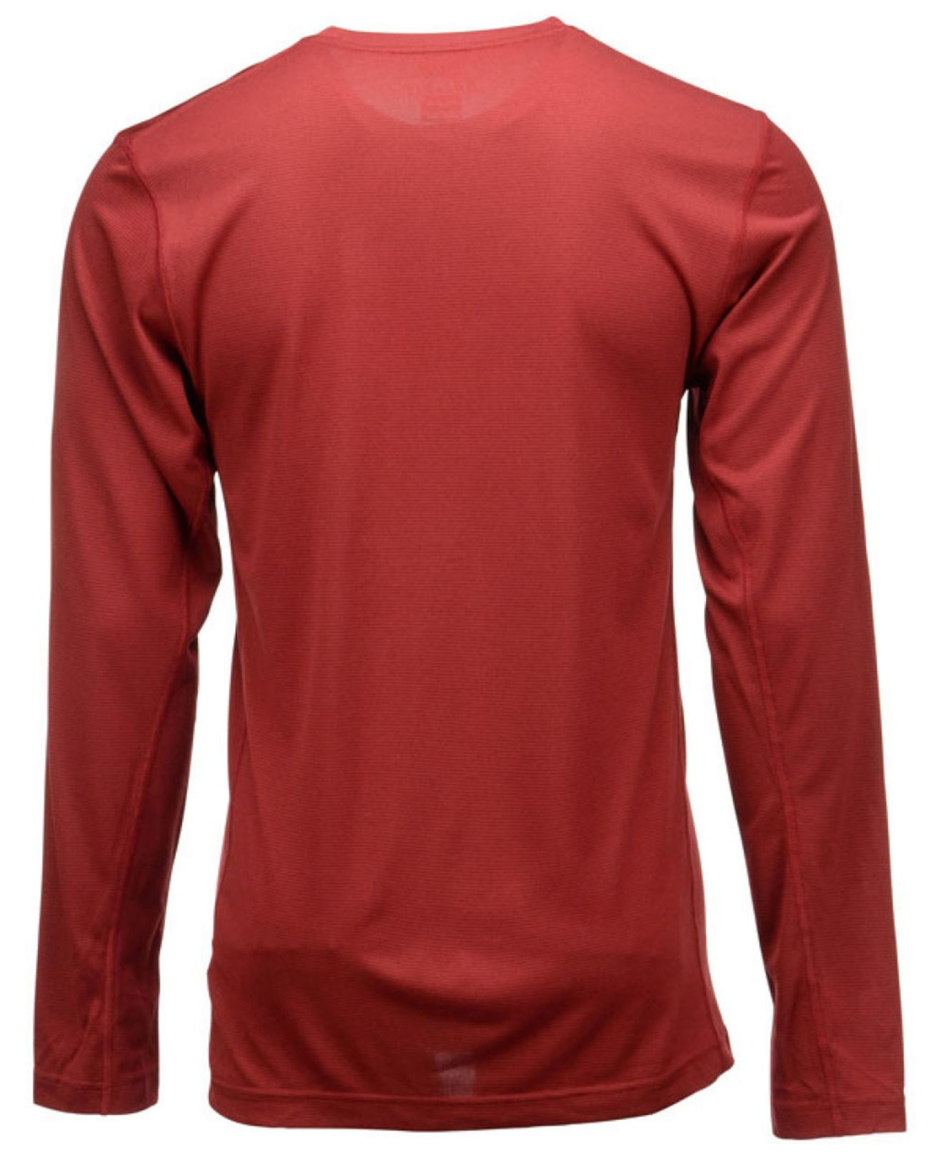 Nike men 39 s long sleeve iowa state cyclones stadium dri fit for Under armour dri fit long sleeve shirts