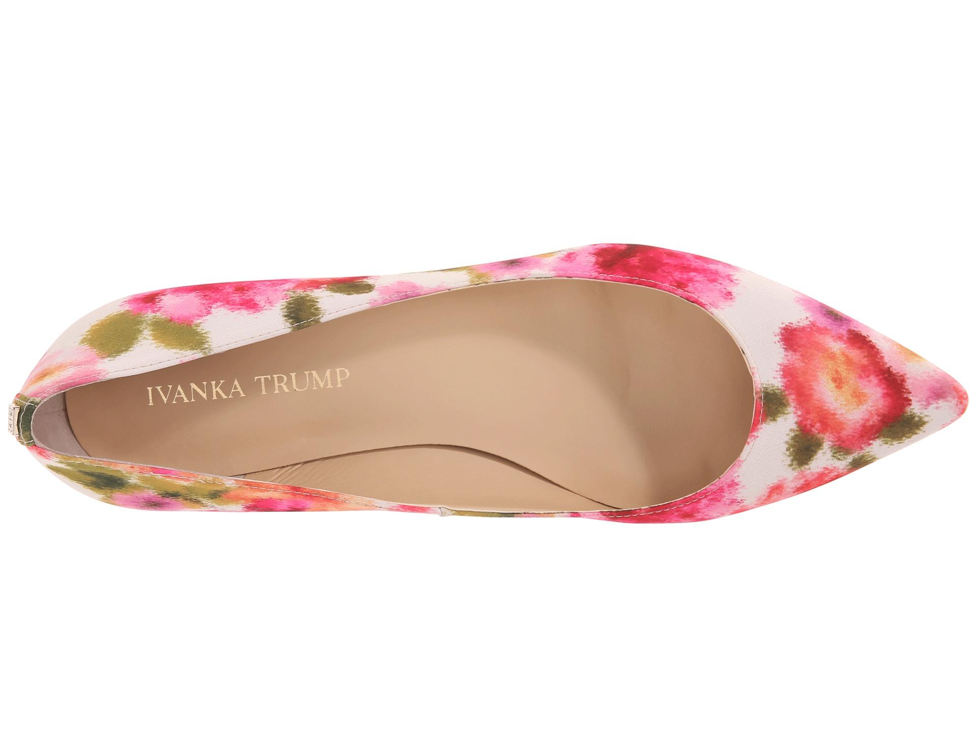 Lyst Ivanka Trump Tizzy4 in Pink