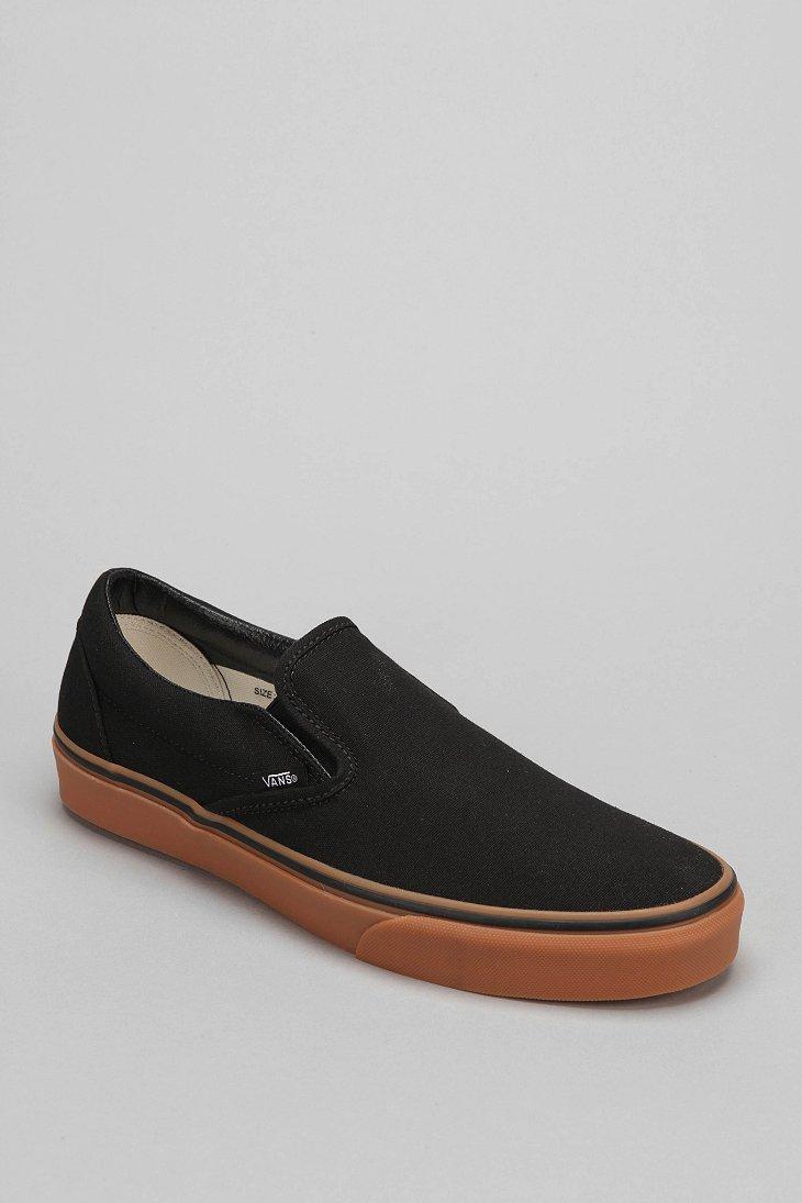Buy \u003e mens black vans gum sole Limit