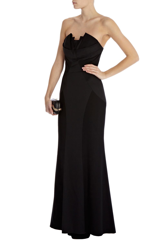 Coast Roxie Maxi Dress In Black Lyst