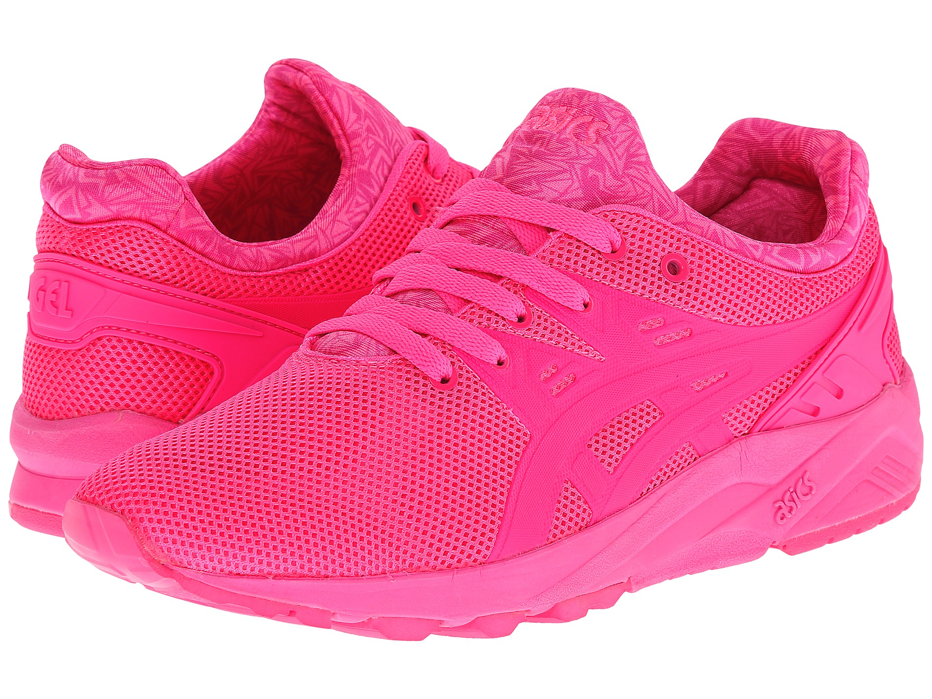 pink asics mens