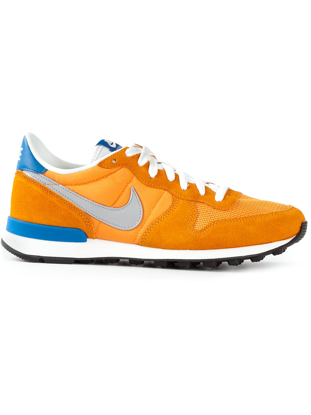 timeless design 4b781 f42a0 wholesale discount original running shoes nike internationalist couple gray  orange b2a61 d8cd2  shopping new style gallery. previously sold at farfetch  mens ...