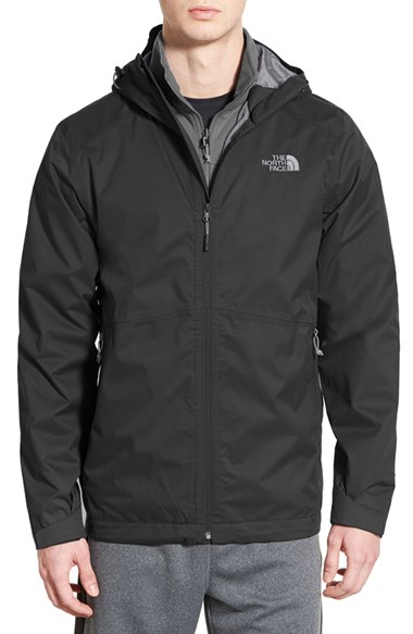 8a681b0ecb40 ... The North Face arrowood Triclimate 3-in-1 Jacket in Black fo ...