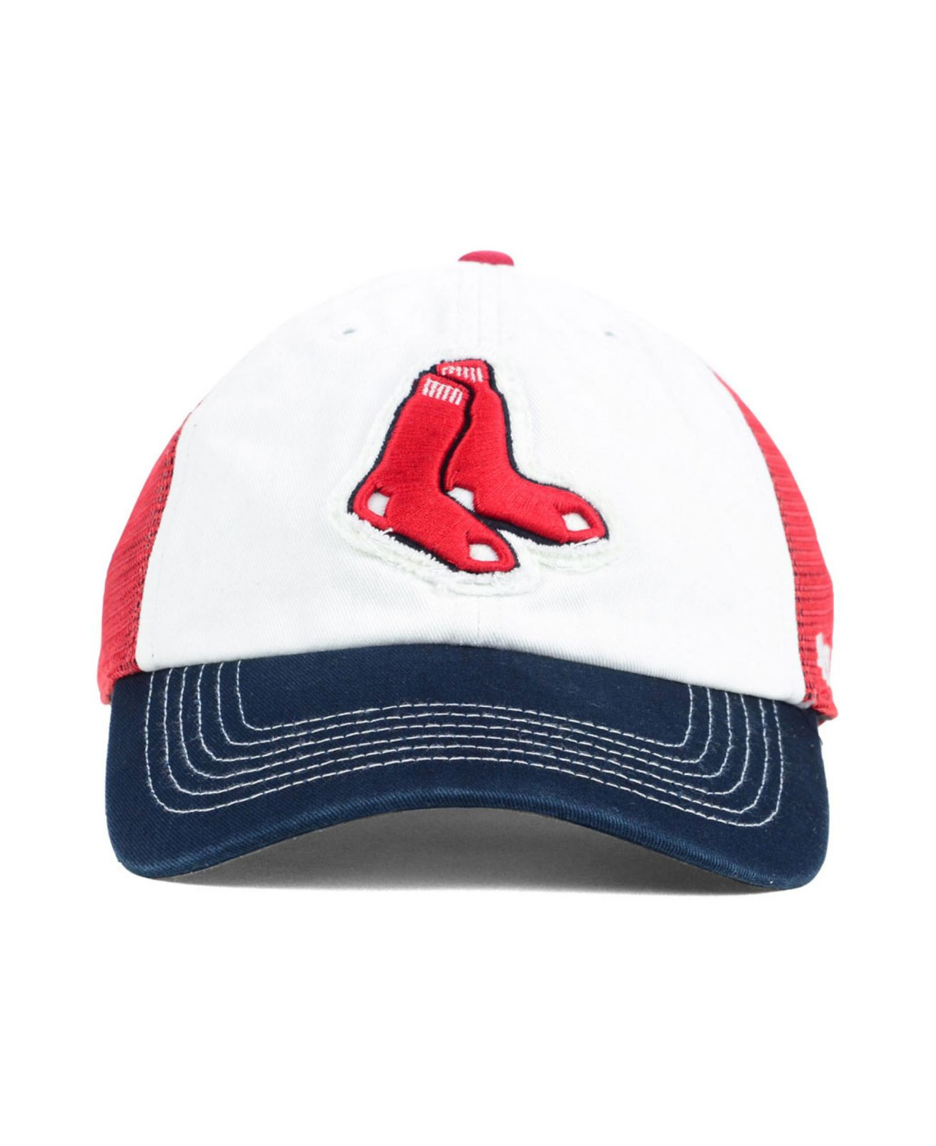 ab3941aecac73 Lyst - 47 Brand Boston Red Sox Privateer Closer Cap in Blue for Men