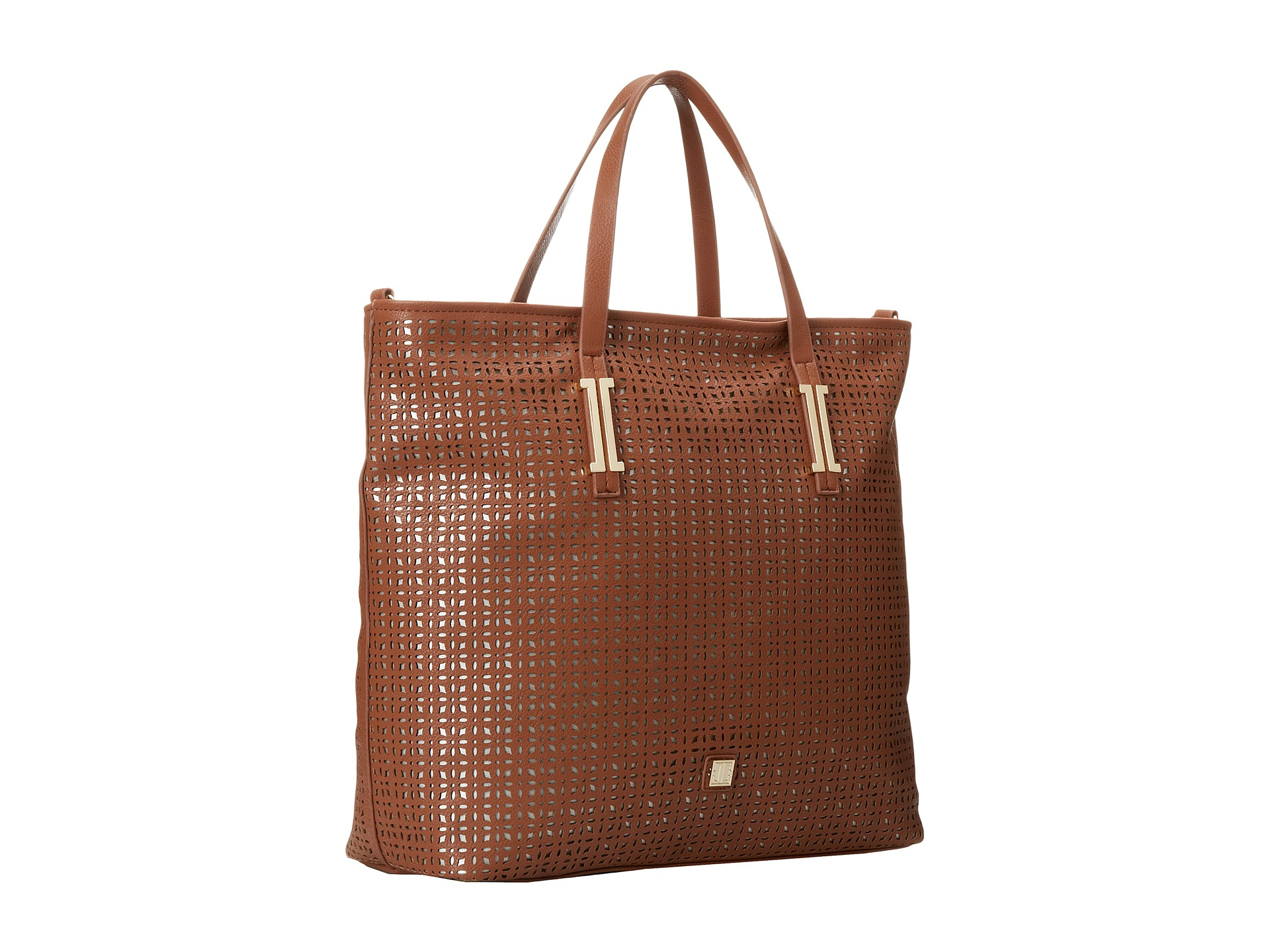Ivanka trump Hudson Shopper in Brown   Lyst