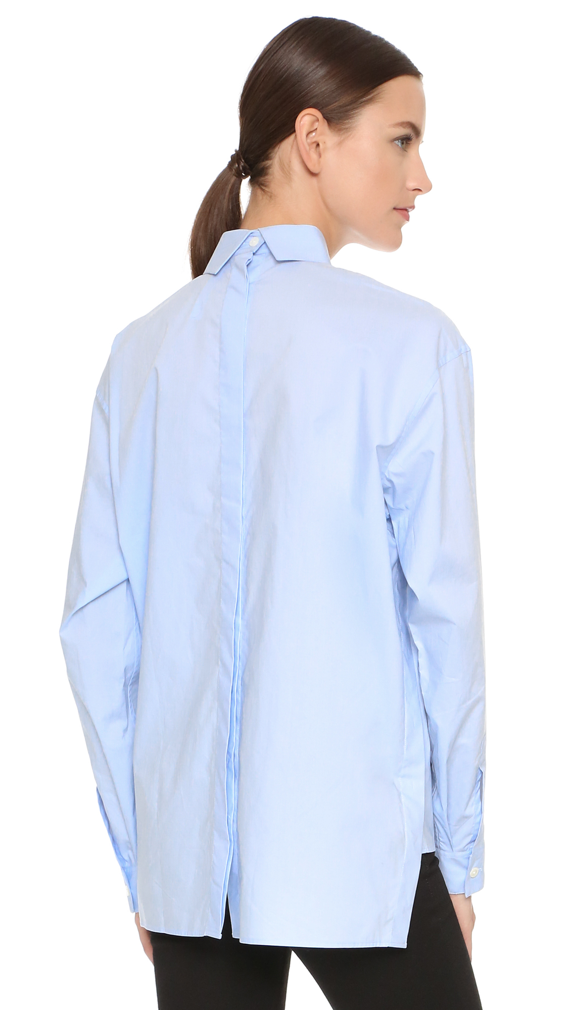 Cost Sale Online SHIRTS - Shirts Dion Lee Discount Low Price Free Shipping Best Wholesale vxtibwa