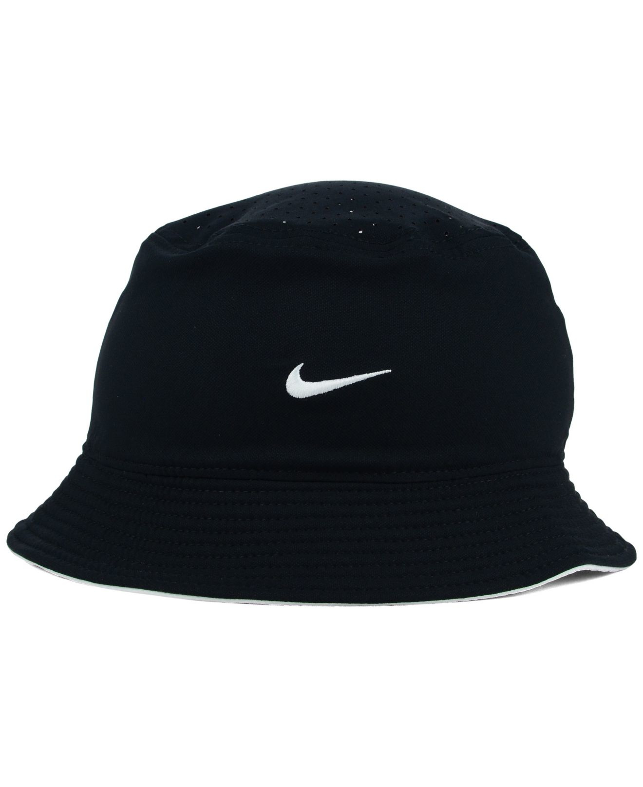 Lyst - Nike Chicago White Sox Vapor Bucket Hat in Black for Men 96e7df9ae6e