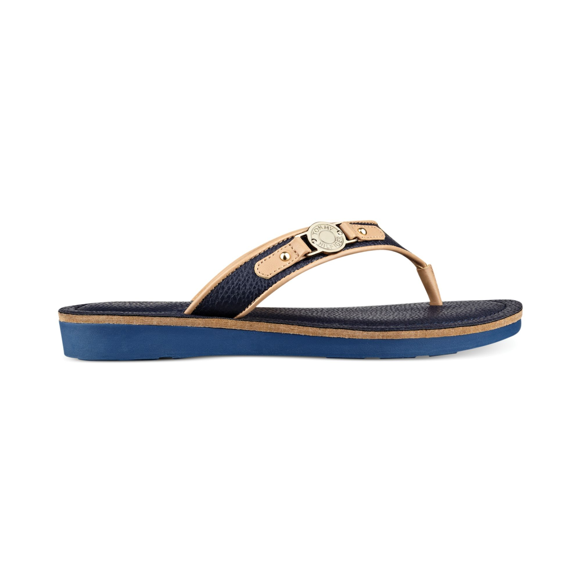 Kenneth Cole Flip Flops Womens