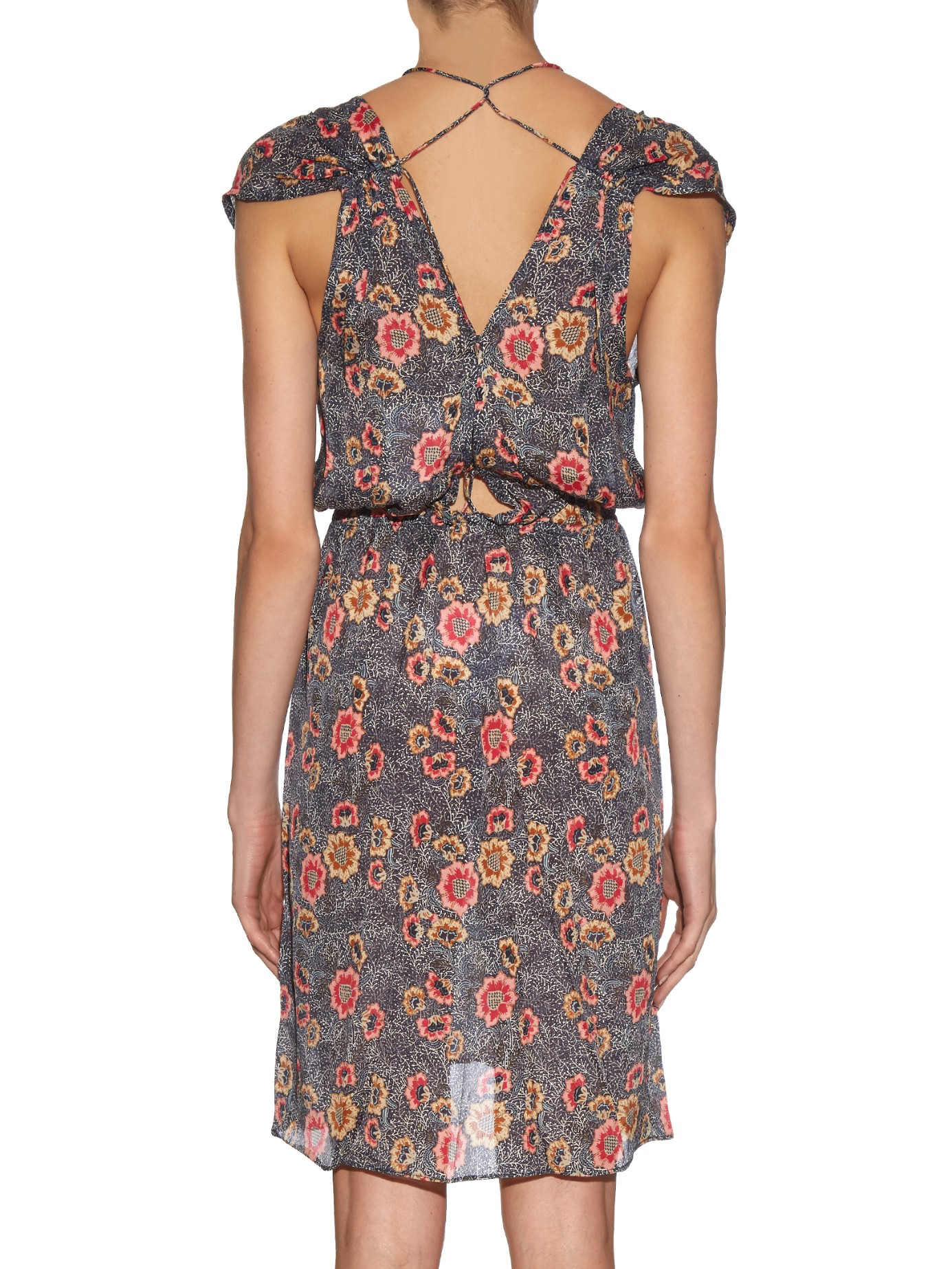 201 Toile Isabel Marant Synthetic Drecious Floral Print