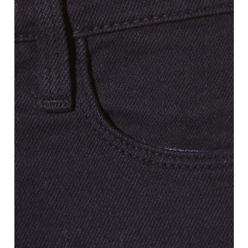 FRAME Le High Skinny Crop Jeans in Blue