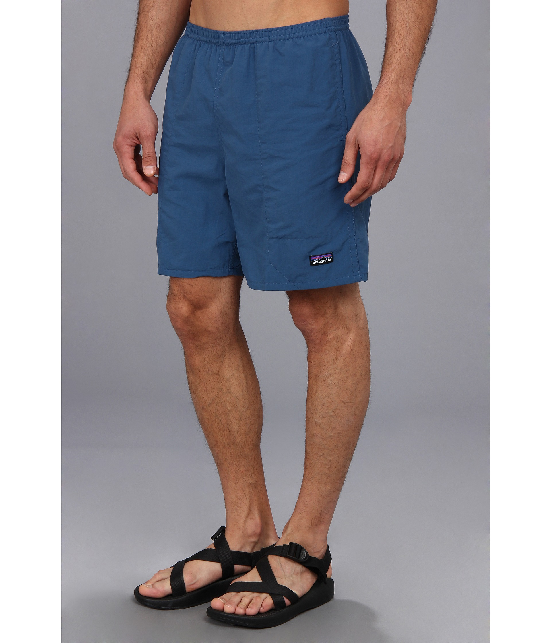 0c95aabc54 Patagonia Baggies™ Long Shorts in Blue for Men - Lyst