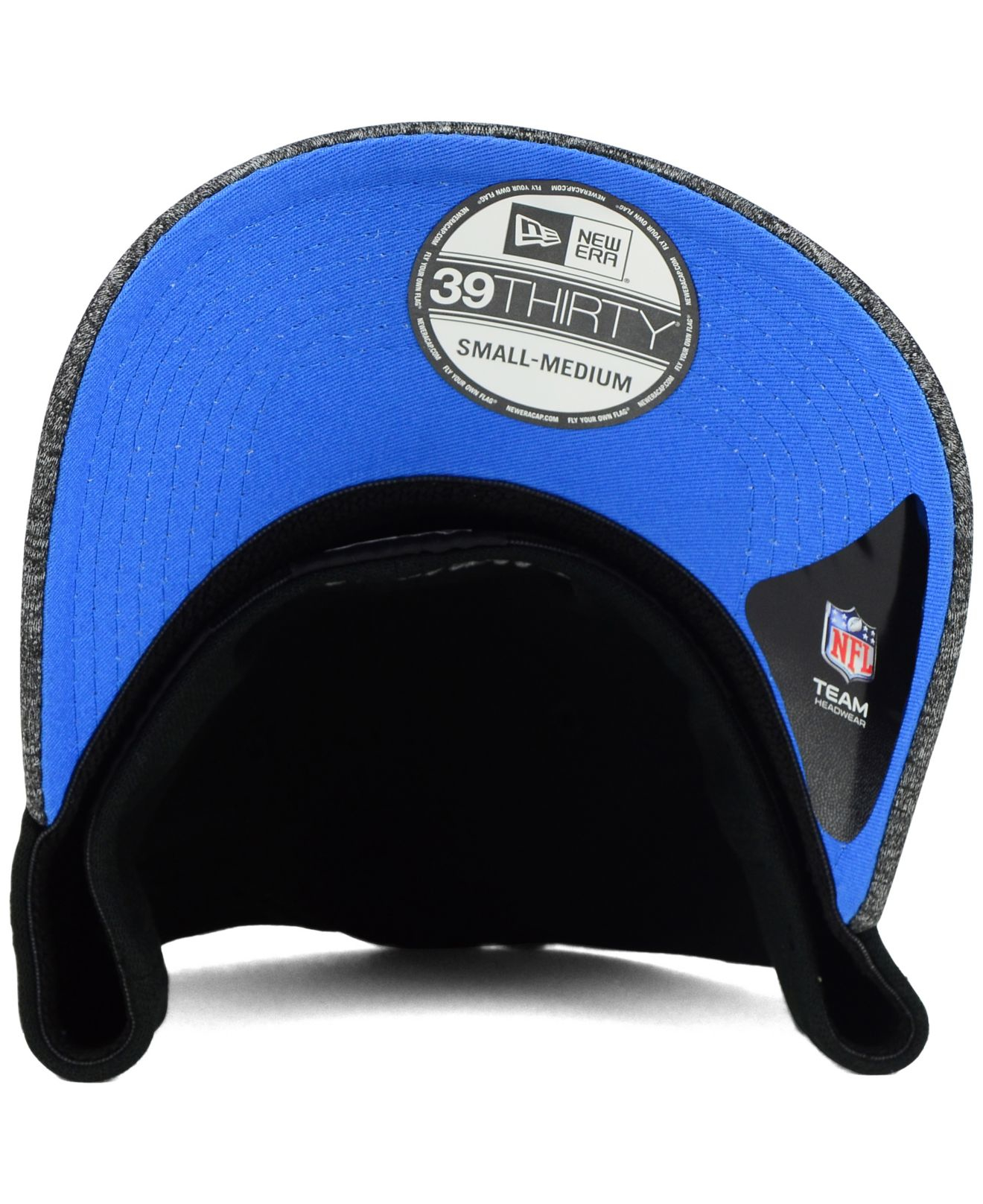 San Diego Chargers Car Accessories: Ktz San Diego Chargers Gridiron 39thirty Cap In Black For