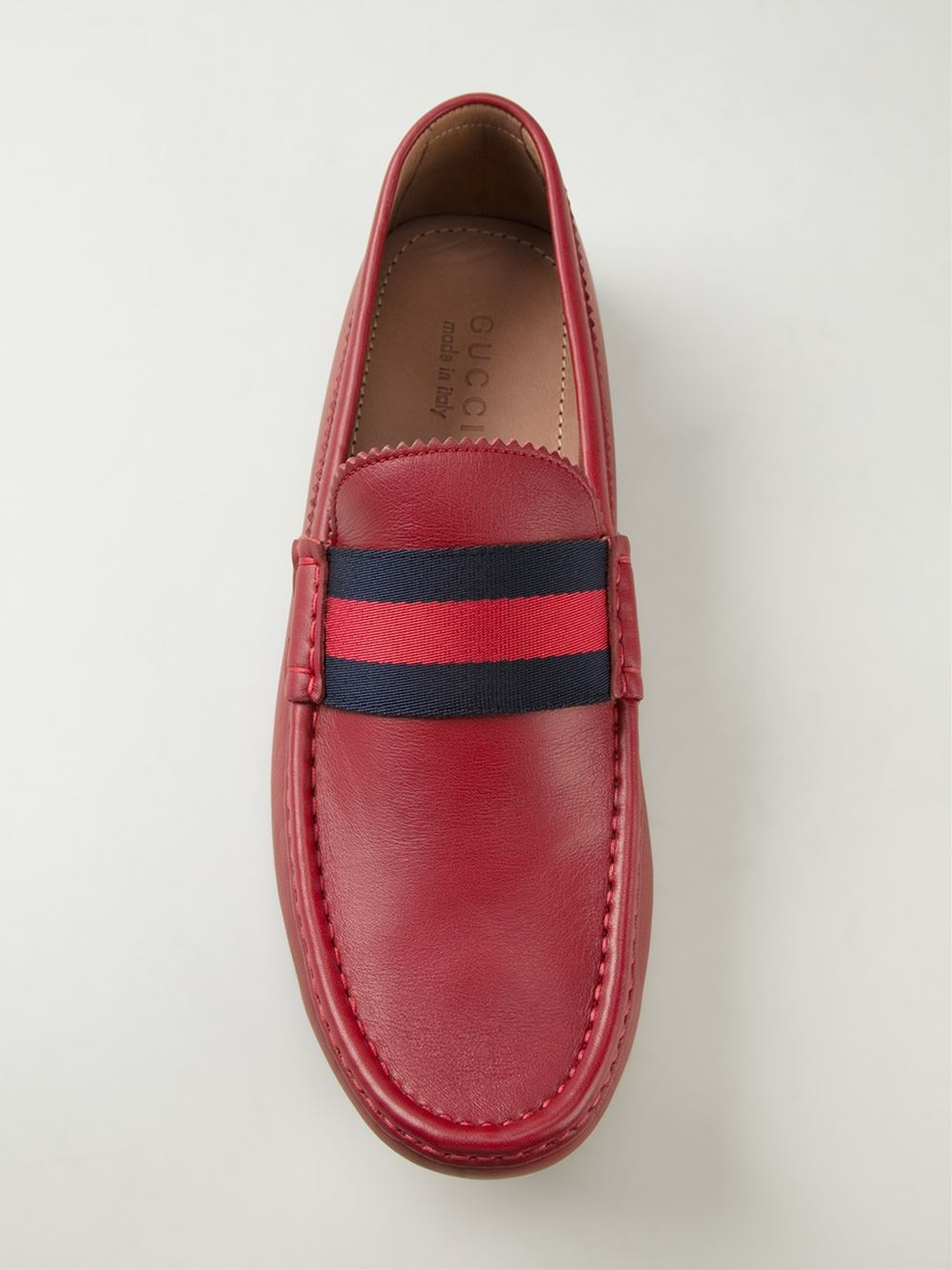 Gucci Mens Driving Shoes