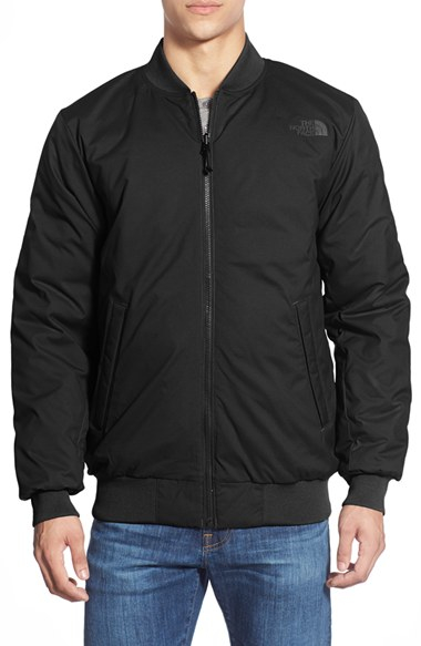 the north face bomber
