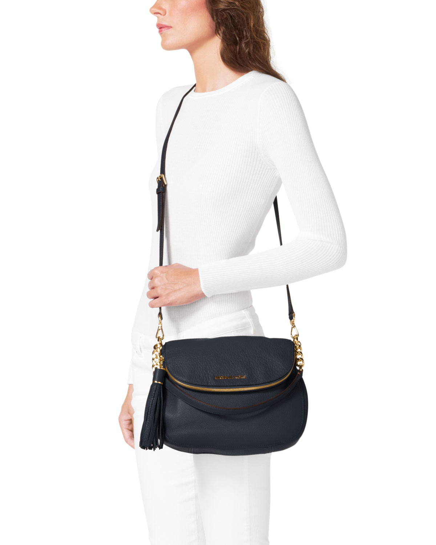 3326c928d08a ... Lyst - Michael Kors Medium Weston Convertible Shoulder Bag i ...