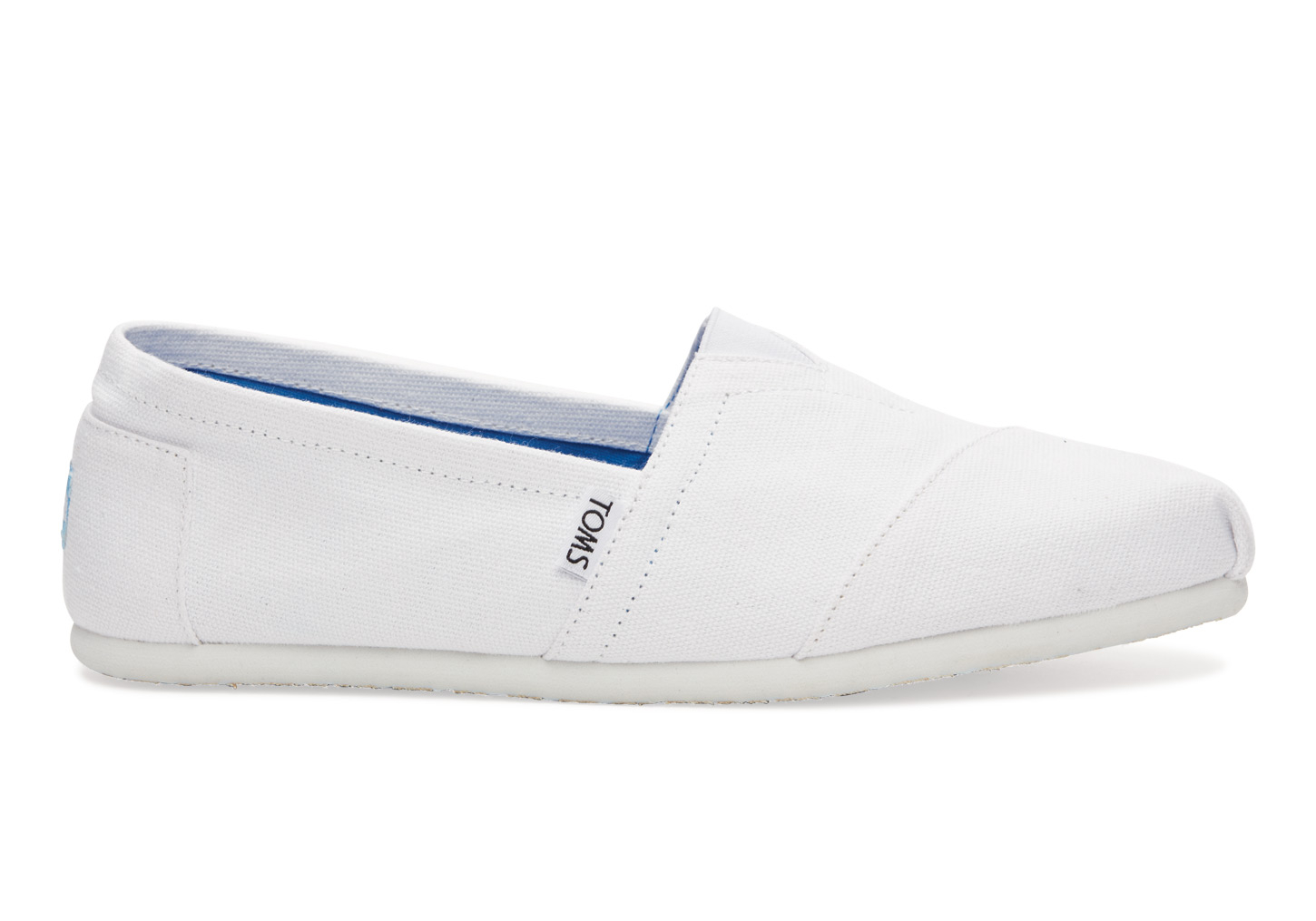 official photos quality official supplier Optical White Canvas Men'S Classics