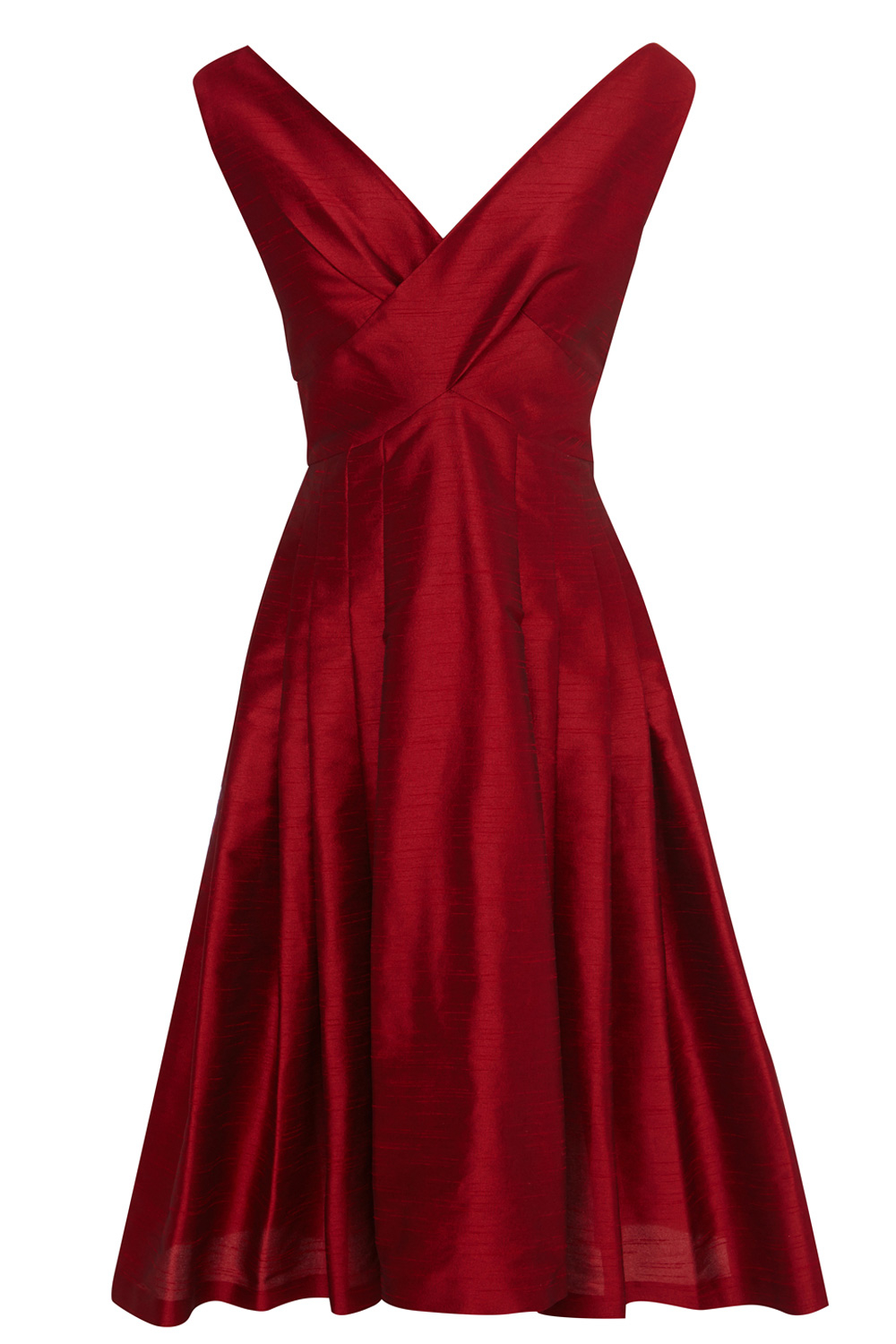 Coast Ember Dress in Red