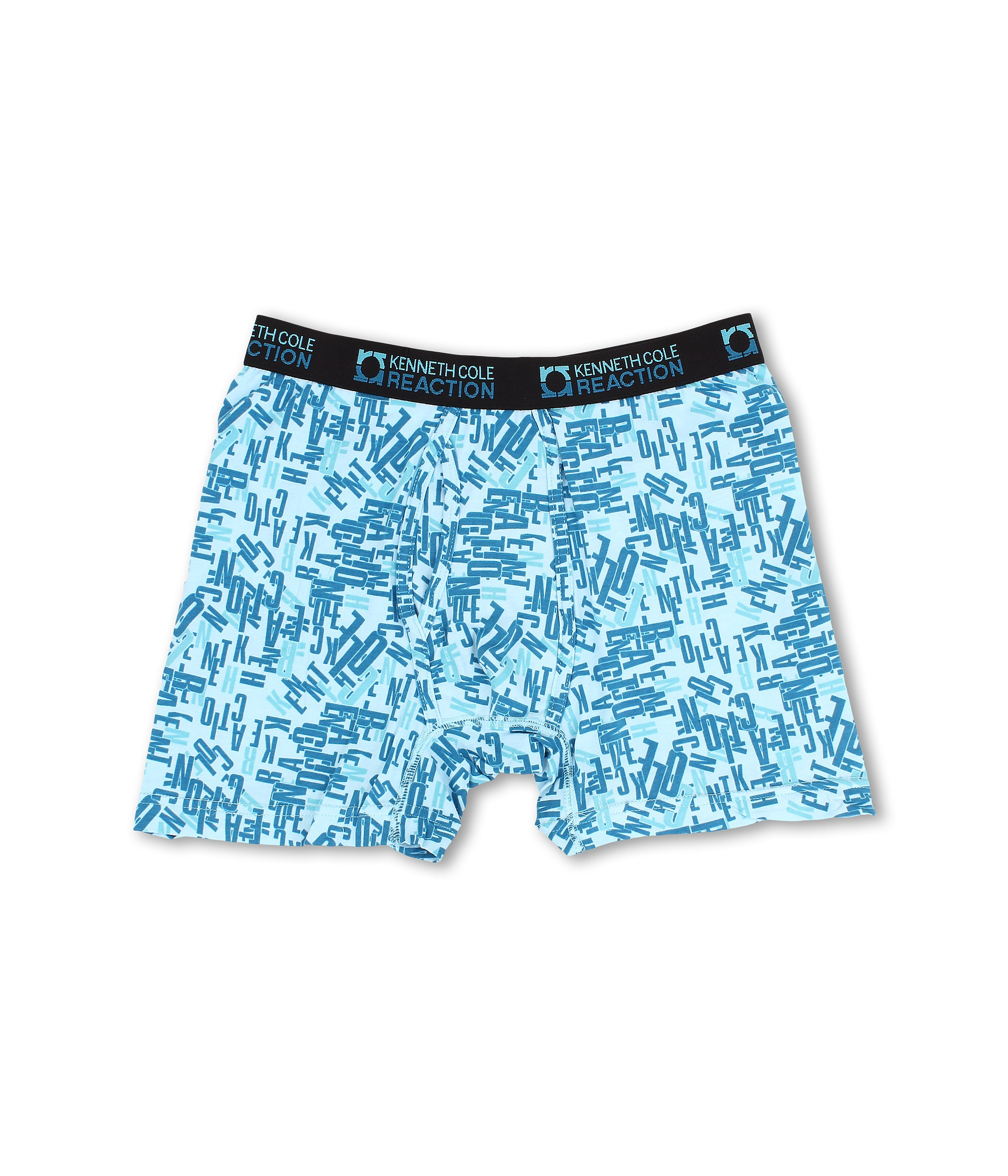 kenneth cole reaction all over logo stretch boxer briefs