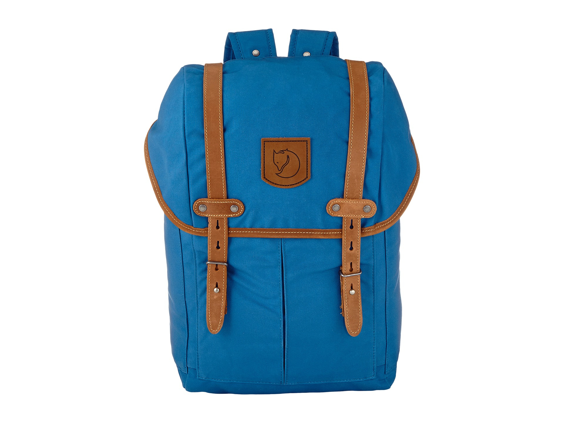 713a6630100 My laptop/work bag is a Blue Fjallraven Rucksack No. 21 Small.